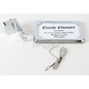 In-Close License Plate Holder - CV-4607L
