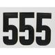 6 in. #5 Pros III - NIII-5B