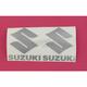 Suzuki  S Logo Stickers - 111318