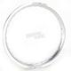 Aluminum 19 x 1.85 Rear Rim - 0210-0198