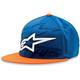 Blue Seasoned Hat
