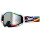 Kaleidoscope Racecraft Goggles w/Mirror Lens - 50110-045-02