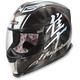 Airframe Hayabusa Black Helmet