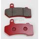 Red Plus Organic Brake Pads - 7254-REDPLUS