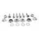 Chrome Mounting Kit for SwitchBlade Windshield - KIT-Q343