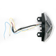 Integrated Taillight w/Stealth Lens - MPH-40038S