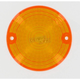 Replacement Amber Turn Signal Lens - 25-3010