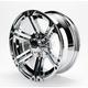 Chrome SS212 Alloy Wheel - 1428382402B