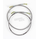 Sportbike/Cruiser Stainless Steel Brake Hose Kit - HN2884-2FP