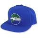 Blue Sunset Snapback Hat - HM5SUNSETBL