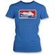 Womens Blue Official T-Shirt