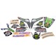 Team Green Graphics Kit and Seat Cover - N403634