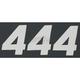 SX Pro 4 in. #4 - NSX4-4W