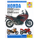 Motorcycle Repair Manual - 3744