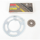 525XSO Chain and Sprocket Kit - 3066-010W