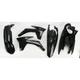 Black Standard Replacement Plastic Kit - 2205470001