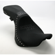 Studded Weekday 2-Up XL Seat without Driver Backrest Receptacle - YMC-211-01-01