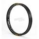 Rear Black Colorworks 16x1.60 MX Rim - DCK411
