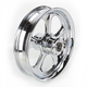 Front 16 in. x 3.5 in. Nitro One-Piece Forged Aluminum Chrome Wheel - 16350-9917-92C