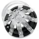Machined Buck Shot Wheel - 158128156BW4