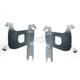 Polished Trigger-Lock Mounting Hardware - Plates Only for Bullet Fairing FX - MEK1875
