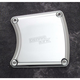 Smooth Chrome Billet Inspection Cover - 930827-1C