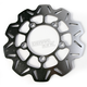 Rear Stainless Vee Brake Rotor - VR4133