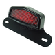 Cafe LED Taillight and License Plate Assembly - 09-572B