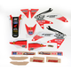 Chad Reed Complete Graphic Kit - 1502382