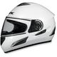FX-100 Pearl White Helmet - 0101-4451