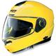 Cab Yellow N104 N-Com Modular Helmet