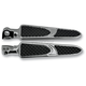 Chrome Elite Foot Pegs - FP-0001-C