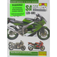 Motorcycle Repair Manual - 3541
