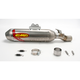 Factory 4.1 Natural Titanium Slip-On w/Stainless Midpipe - 045229