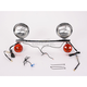 Steel Lightbar/Spotlight Kit - 04-0101