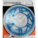 Blue Rear Sprocket - 1211-0867