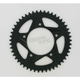 Black Aluminum Rear Sprocket - 642AK49