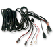Wiring Harness w/Switch - BL-WHHD2