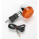 Front Left/Right Turn Signal Assembly W/Amber Lens - 25-1244