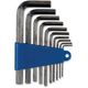 10-Piece Hex Wrench Set - 3812-0043