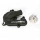 Black Supercooler Water Pump Cover and Impeller Kit - WPK-44B