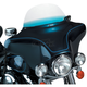 7 in. Replacement Plastic for use with OEM Harley-Davidson Windshield Hardware - 2310-0260