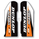 Dunlop Sponsor Logo Lower Fork Graphics - 1240526