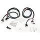 Chrome L.E.D. Handlebar Switch Wiring Kit - 12032