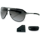 Dark Gunmetal Snitch Street Series Sunglasses - ESNI003AR