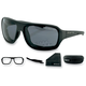 Matte Black Informant Street Series Sunglasses - EINF001