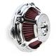 Chrome Max HP Air Cleaner - 0206-2080-CH