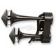 Black Multi Fit Universal Air Horn - AHMULTIBK