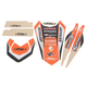 KTM Graphics Trim Kit - 17-50524