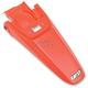 2 Red Rear MX Fender - HO04652-070